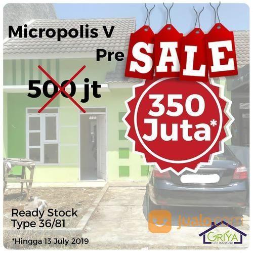Rumah Siap Huni Harga Ekonomis Lokasi Strategis Di Kawasan Depok (21982495) di Kota Jakarta Selatan