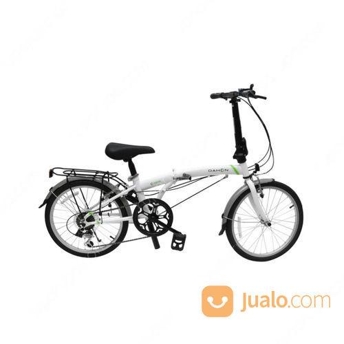 Dahon Sepeda Lipat Suv D6 - Dicicil Tanpa Kartu Gratis 1x Cicilan (21985259) di Kota Bekasi
