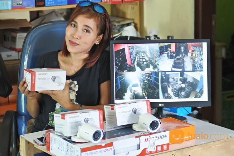 CCTV Hikvision HD 2MP (21995507) di Kota Surabaya