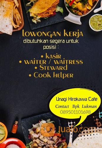 Lowongan Kerja Waiters Jakarta Timur Jualo