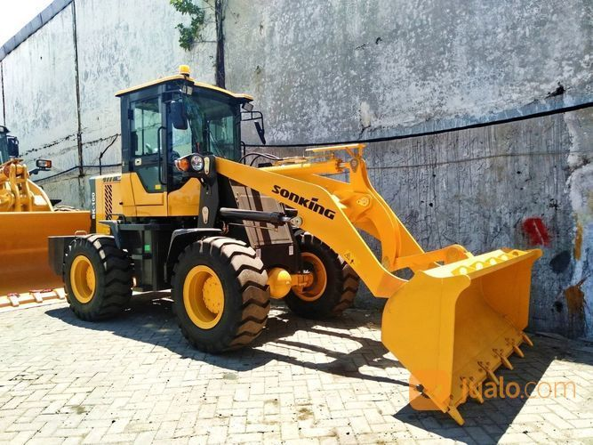 Wheel Loader Power 76kw Plus Turbo Murah Bergaransi Di Cianjur (22003043) di Kab. Cianjur