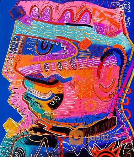 Lukisan Wajah Seni (22007523) di Kota Denpasar