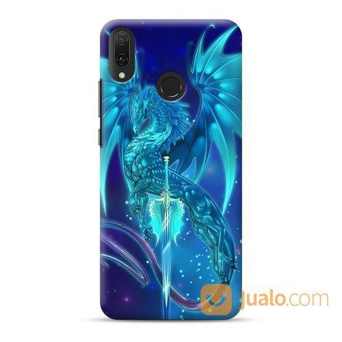 Flying Dragon Huawei Y9 2019 Custom Hard Case (22009627) di Kota Bekasi