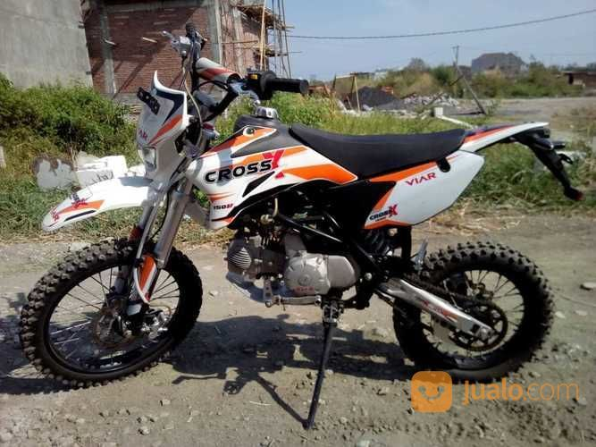 Viar crossx 150 2017 motor viar 22011091