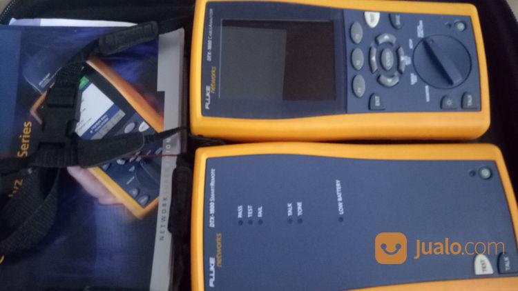 Fluke DTX1800 Analyze Cable Full Set (22021251) di Kota Batam