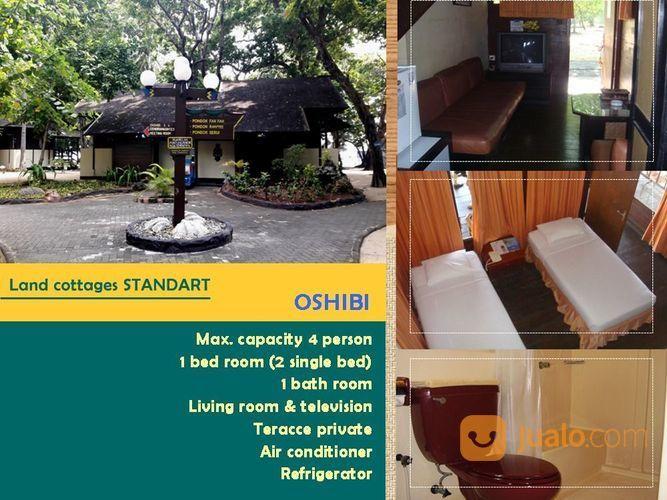 (PROMO) Pulau Ayer Weekday Cottage Standard Nov-Des'19 (22034447) di Kota Jakarta Utara