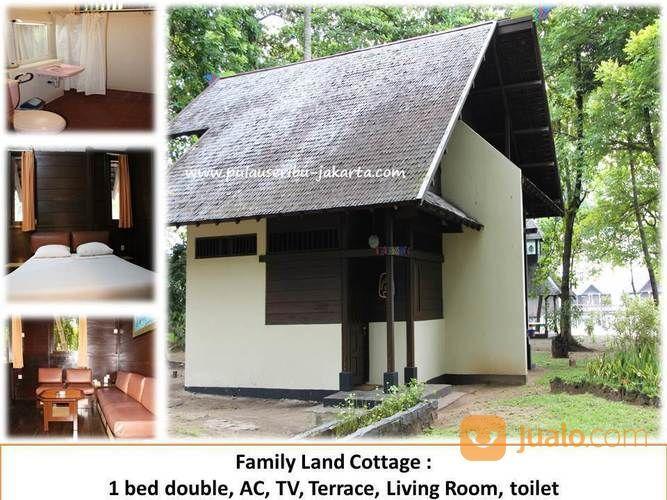 (PROMO) Pulau Ayer Cottage Family Weekday Nov-Des'19 (22034547) di Kota Jakarta Utara