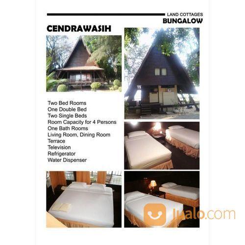 (PROMO) Pulau Ayer Bungalow Weekday Nov-Des'19 (22034643) di Kota Jakarta Utara