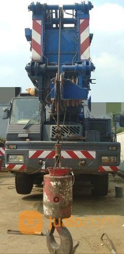 All Terrain Crane Kato KA2000 Tahun 2010 Kapasitas 200 Ton (22037543) di Kota Jakarta Timur