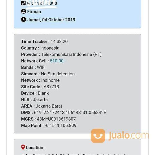 Jasa Lacak Lokasi Via No Hp (22059035) di Kota Jakarta Utara