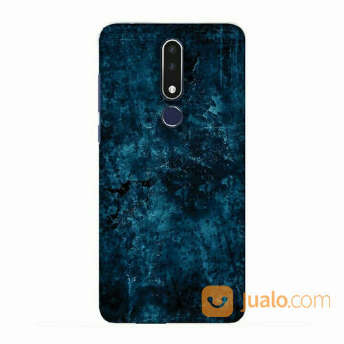 Deep Blues Nokia 7.1 Custom Hard Case (22069431) di Kota Bekasi