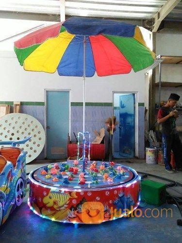Mainan Sewa Pancingan Elektrik Odong Risma Mandi Bola Murah 3 (22071051) di Kab. Tulang Bawang Barat