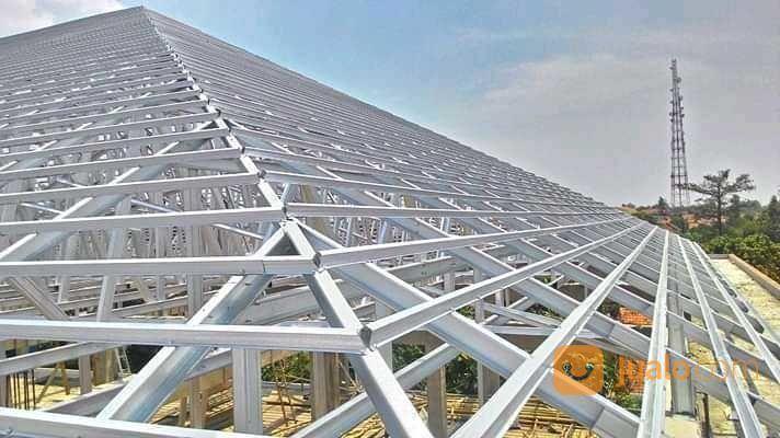 Renovasi Atap Rumah Pasang Rangka Atap Baja Ringan Jakarta Pusat Jualo
