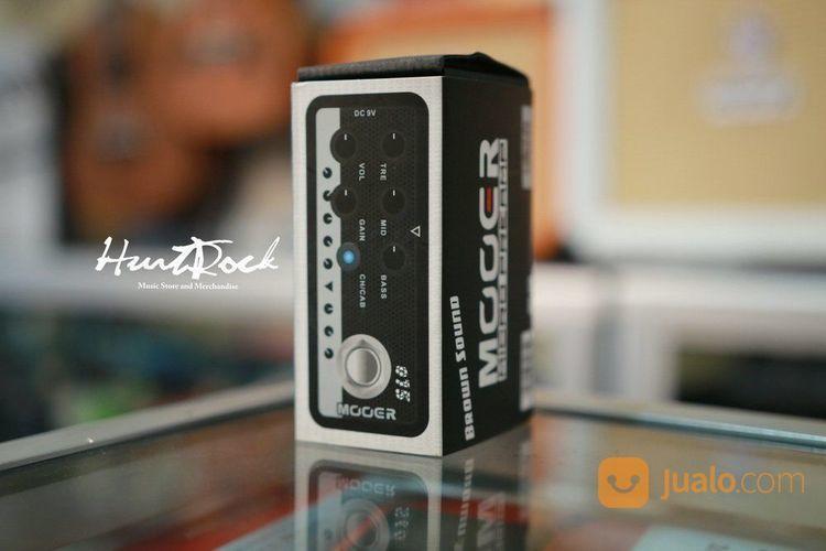 Mooer 015 Micro PreAMP Brown Sound Peavey 5150 (22111279) di Kota Bandung