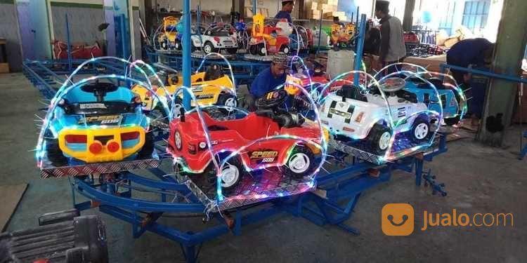 Kereta Mini Panggung Odong Odong Mobil Mobilan (22116179) di Kota Samarinda
