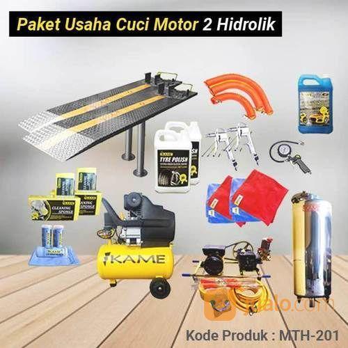 Paket Cuci Motor 2 Hidrolik MTH 201