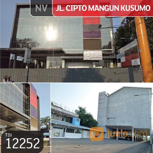 Office Jl.Dokter Cipto Mangun Kusumo, Cirebon, Jawa Barat, 30x168,5, 4 Lt, SHM (22155287) di Kota Cirebon