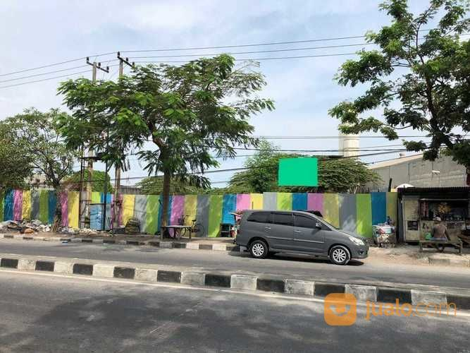 #JJV002 Tanah Murah Kedung Cowek Yang Sangat Strategis (22155331) di Kota Surabaya