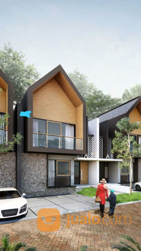 Rumah 2 Lt View Indah Hanya 500 Jutaan Padalarang (22171351) di Kab. Bandung Barat