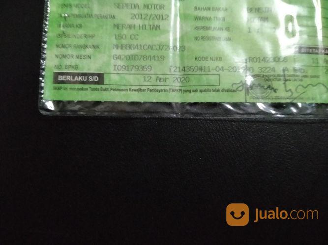 Satria FU 2012 10jt Nego 081312090977 (22172411) di Kota Bandung