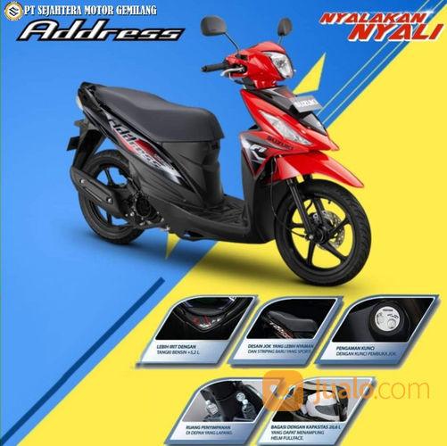 Suzuki address standa motor suzuki 22180211