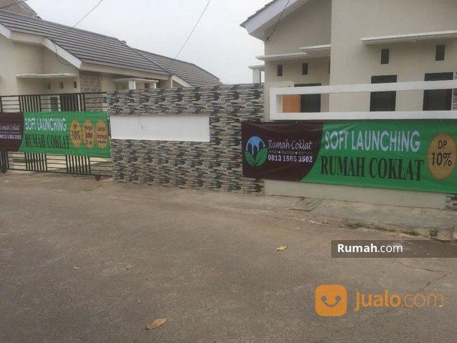Cluster Coklat Siap Huni Lokasi Jalan Plered Pengasinan Sawangan Depok Jawa Barat (22219683) di Kota Depok