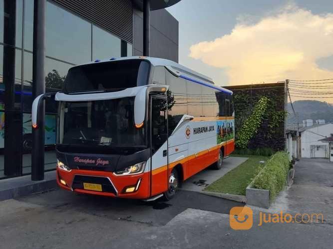 Bus Medium Mercedes Benz 917 AC Double Glass PROMO (22224435) di Kota Tangerang Selatan