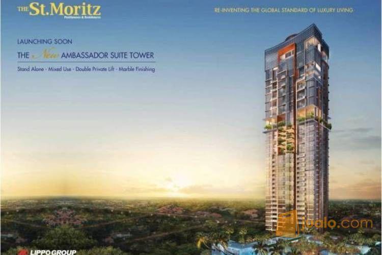 Apartemen St Moritz, Apartemen Mewah dan Exclusive di Jakarta Barat MD267 (2222500) di Kota Jakarta Barat