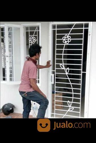 Teralis Jendela Dan Tetalis Pintu Minimalis Pengaman Rumah Masa