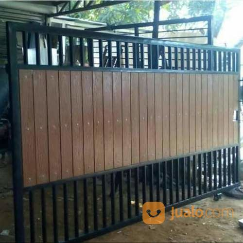 Pagar Besi Rumah Minimalis Jakarta Timur Jualo