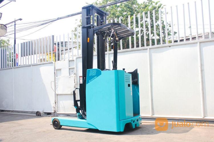 Forklift Reach Truck 1,8 Ton (Bekas) (22233143) di Kota Jakarta Utara