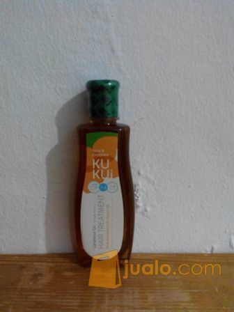 Minyak Kemiri Kukui Oil Original With Argan Oil Kemasan Terbaru (2227016) di Kota Bekasi