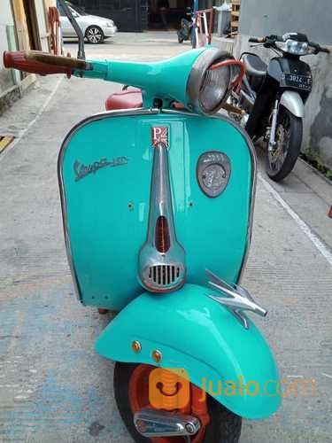 Vespa Super INT 150 CC Tahun 1965 (22286275) di Kota Jakarta Selatan