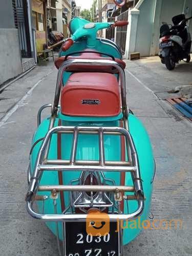 Vespa Super INT 150 CC Tahun 1965 (22286279) di Kota Jakarta Selatan