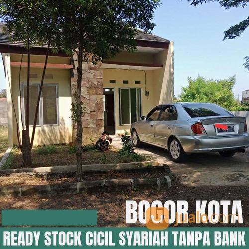 Cluster SIAP HUNI DP Bisa Dicicil Dekat Wisata Situ Gede Bogor (22299003) di Kota Bogor