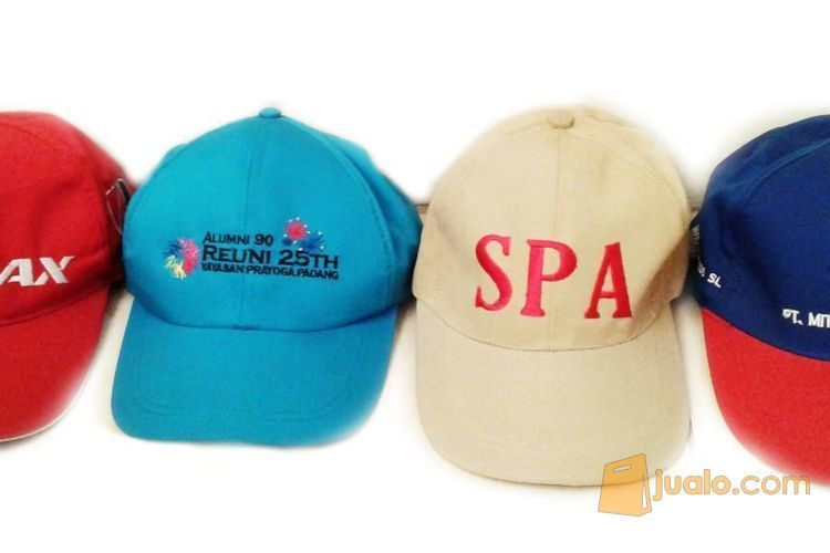 Produksi Topi promosi bahan twill (2230566) di Kota Tangerang