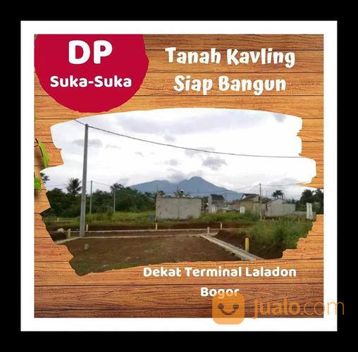 Kavling Siap Bangun DP Suka-Suka View Pegunungan Cantik (22316575) di Kab. Bogor