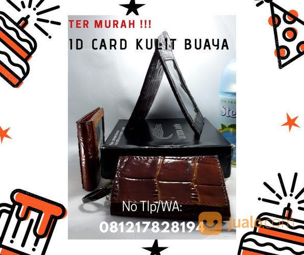 TERMURAH, ID Card Kulit Buaya Jakarta (22317907) di Kab. Sidoarjo