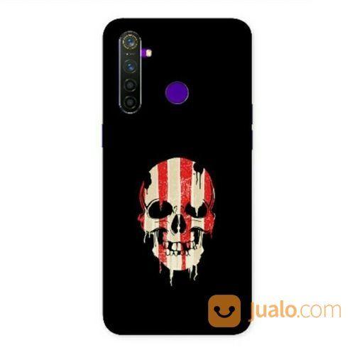 The Ghostly Oppo Realme 5 Pro Custom Hard Case (22318371) di Kota Bekasi