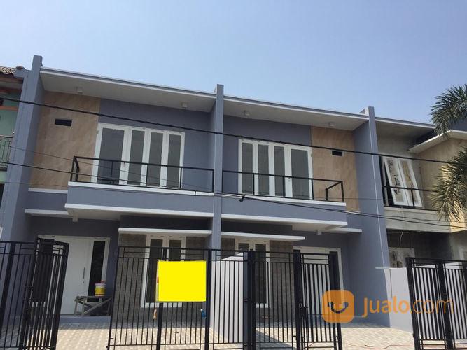 Rumah Baru Bekasi Barat Strategis Aman Dan Nyaman 2lt 900jtn Jln 2 Mbl (22322619) di Kota Bekasi