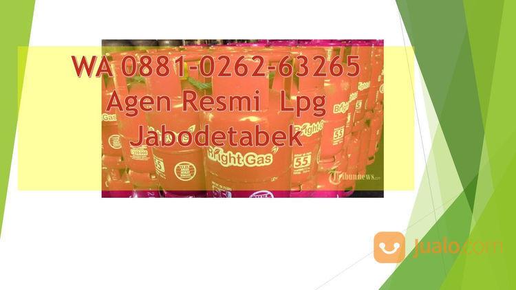 WA 0881-0262-63265, Harga Tabung Lpg Bright Gas 5 5 Kg + Tabung Di Tanggerang (22343155) di Kota Tangerang