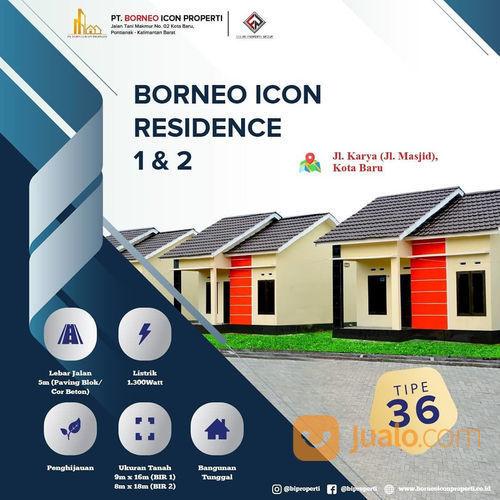 Rumah Type 36 Pontianak (22345711) di Kota Pontianak