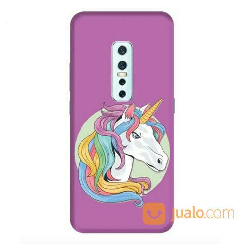 Beautiful Unicorn Vivo V17 Pro Custom Hard Case (22350015) di Kota Bekasi