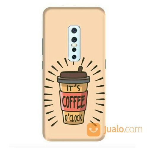 Coffee O Clock Vivo V17 Pro Custom Hard Case (22350387) di Kota Bekasi