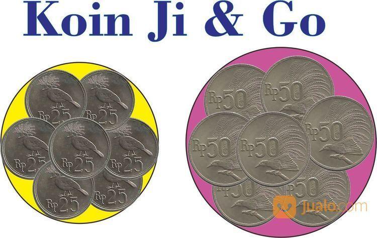 Koin uang rp 25 rp koleksi uang dan koin 22386579