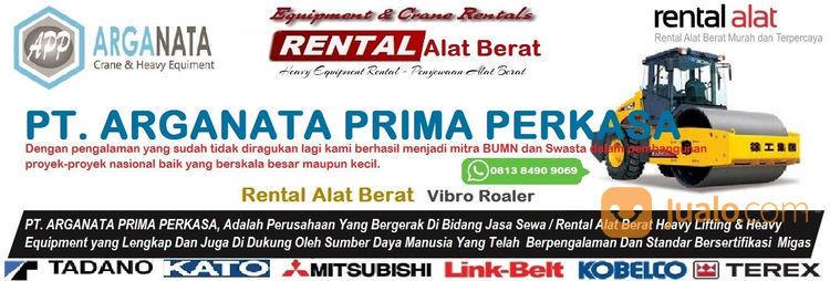 Jasa Sewa Vibro Roller (22386943) di Kota Jakarta Utara
