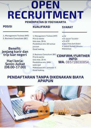 Lowongan Pekerjaan Area Yogyakarta Kab Sleman Jualo