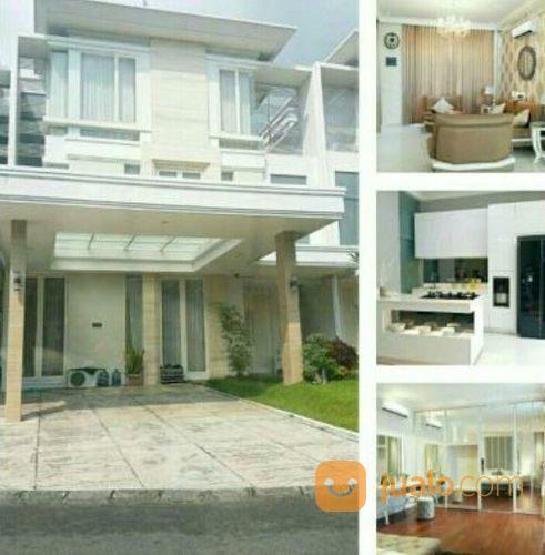 Murah Mewah Rumah Pakuwon Indah Ritz Golf Embassy Surabaya Siap Huni (22440655) di Kota Surabaya