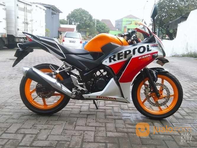 Motor Masih Terawat CBR Thn 2014 (22463371) di Kota Jakarta Barat