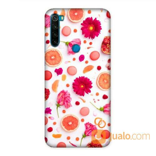 The Peach Xiaomi Redmi Note 8 Custom Hard Case (22463563) di Kota Bekasi